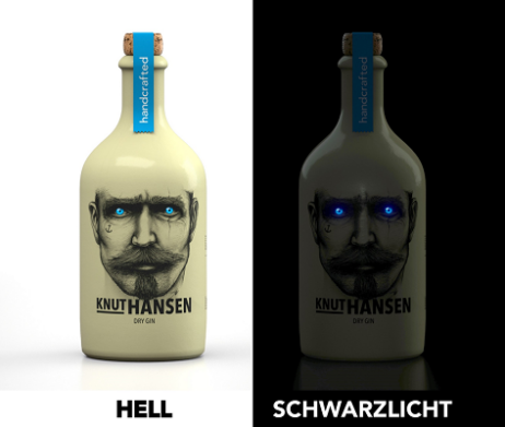 Knut Hansen Dry Gin