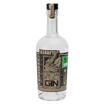 Concrete Jungle Gin