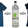 Ginhead + Ginhead Shirt