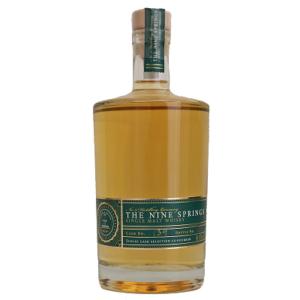 The Nine Springs Singel Malt Whisky